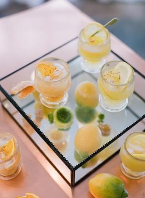 Citrus Party Cocktails