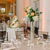 Classic Elegant Reception Ideas