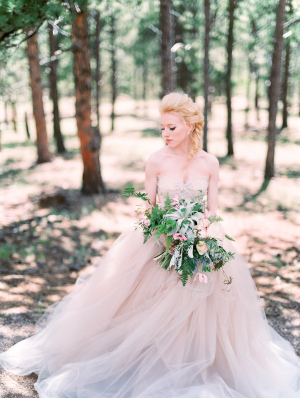 Custom Mayra Moreno Wedding Dress