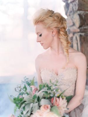 Elegant Bridal Braid