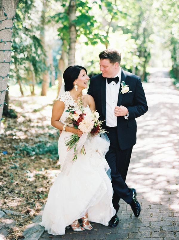 Elegant Salt Lake Wedding