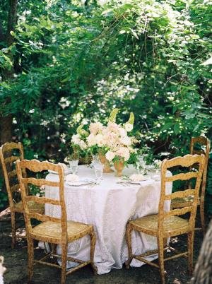 Elegant Woodsy Wedding Inspiration