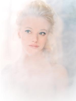 Ethereal Bridal Portrait Lisa ODwyer