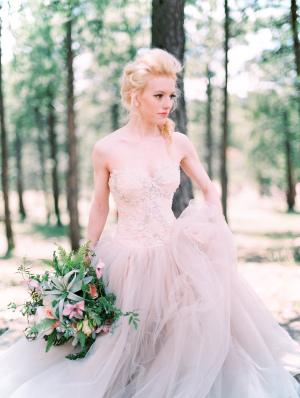 Ethereal Mountain Bride