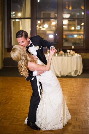 First Dance Chicago Wedding1