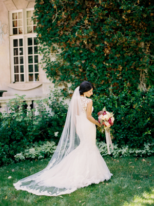 Ines Di Santo Gown