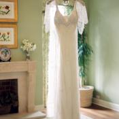 Jenny Packham Gown BHLDN Hanger