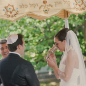Jewish Wedding Canopy