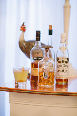 Liquor Table