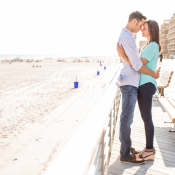 Long Beach NY Engagement Session 16
