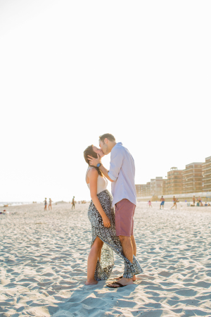 Long Beach NY Engagement Session 22