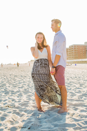 Long Beach NY Engagement Session 23