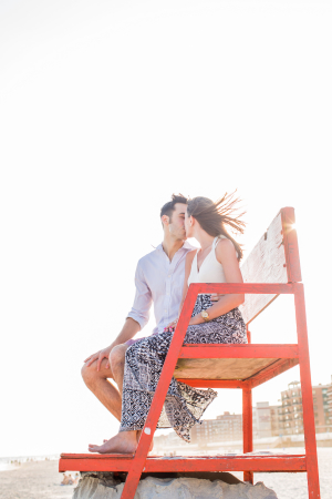Long Beach NY Engagement Session 35