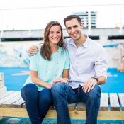 Long Beach NY Engagement Session 4