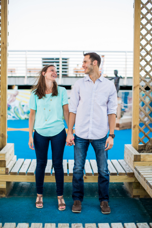 Long Beach NY Engagement Session 7