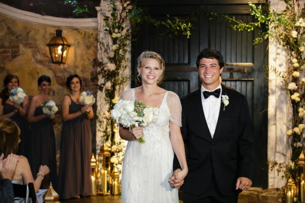 New Orleans Wedding Ceremony
