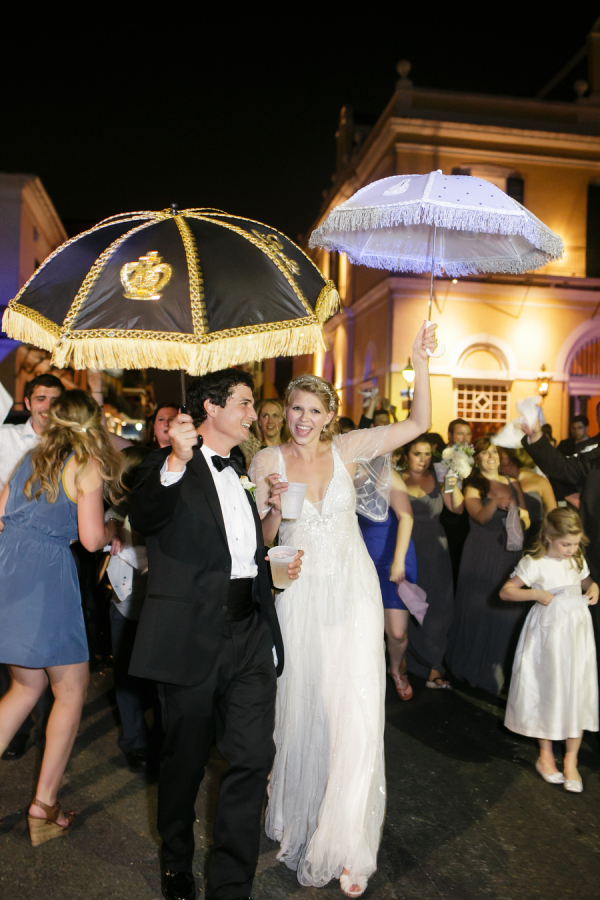 New Orleans Wedding Processional