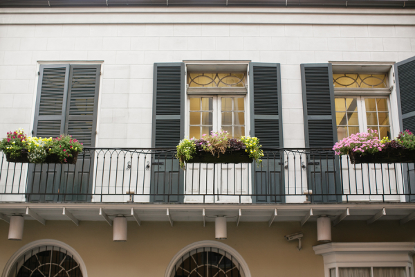 New Orleans Windows