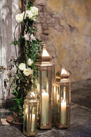 Pillar Candle Lanterns
