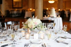 Restaurant Wedding Centerpieces