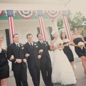 Short Black Bridesmaids Dresses