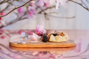 Tart and Fruit