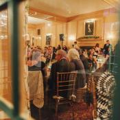 Tuxedo Club Reception