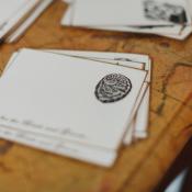 Vintage Inspired Wedding Stationery