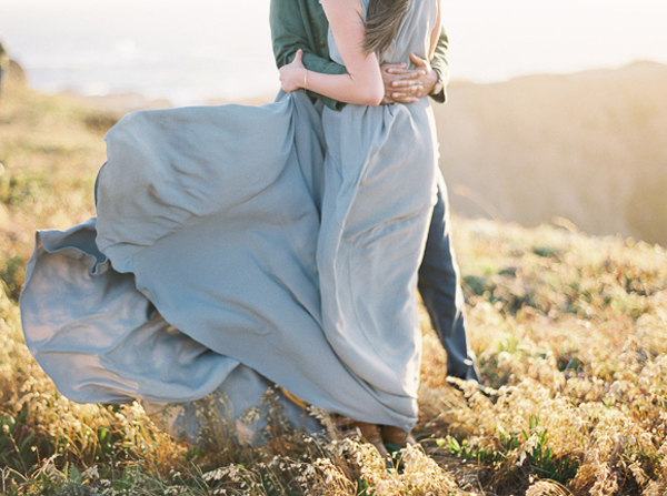 Wild Coastal Romance Shoot From Jenna McElroy