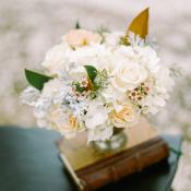 Amber Wedding Flowers