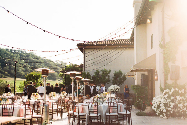 Bay Area Winery Wedding