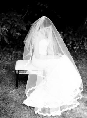 Bridal Portrait Lindsay Madden