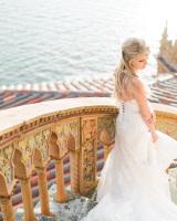 Bride at Ca dZan