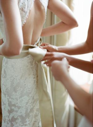 Bride in Jim Hjelm Gown 6