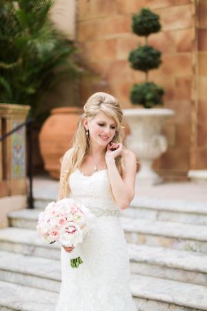 Bride in Maggie Sottero 4