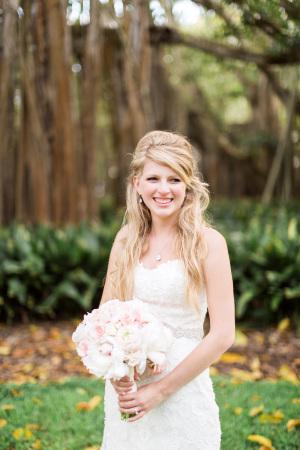 Bride in Maggie Sottero 5