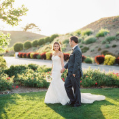 California Winery Wedding Danielle Poff 13