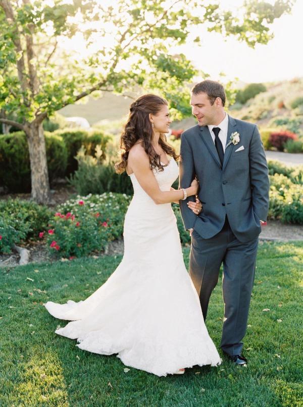 California Winery Wedding Danielle Poff 14