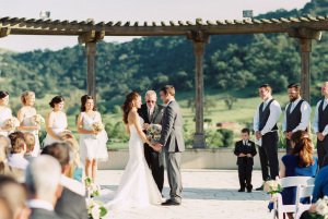 California Winery Wedding Danielle Poff 2