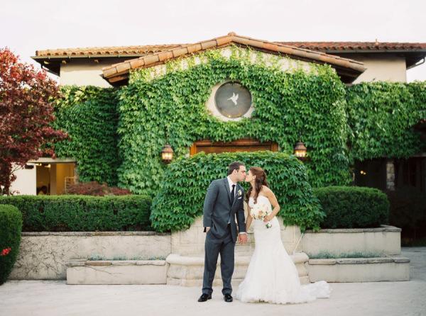 California Winery Wedding Danielle Poff 5