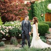 California Winery Wedding Danielle Poff 6