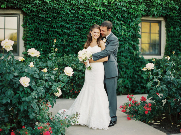 California Winery Wedding Danielle Poff 9