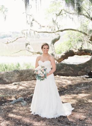 Charleston Wedding at Boone Hall