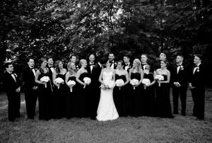 Classic CV Rich Mansion Wedding Lindsay Madden 18