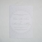 Custom Letterpress Invitations