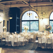 Elegant Chicago Wedding