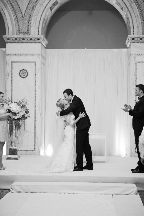 Elegant Wedding Chicago Cultural Center 12