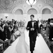 Elegant Wedding Chicago Cultural Center 13