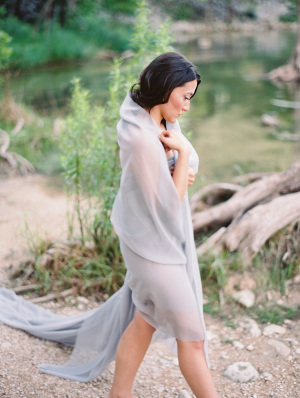 Ethereal River Wedding Inspiration