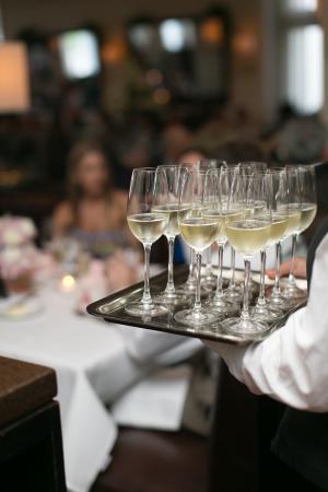 Milwaukee Restaurant Wedding